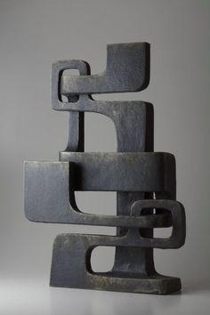 Must-See Art Guide Tokyo artnet News Brancusi Sculpture, Steel Sculpture, Sculpture Clay, Bronze Sculpture, Sculpture Ideas, Wire Sculptures, Ceramic Sculptures, Geometric Sculpture, Abstract Sculpture