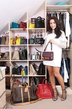 tamara kalinic bought a 1600 celine bag after she broke up with her boyfriend last
