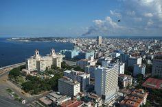 Vue sur La Havane - Cuba