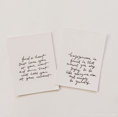 The Making Table: Project Life. Scrapbooking. Memory Keeping.: PRINTABLE FREEBIES   Handwritten Quote Cards for Project Life