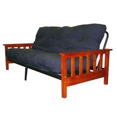 Porch Den Owsley Full Size 8 Inch Futon Mattress Futon