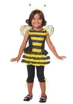 Toddler Buzzin' Around Costume