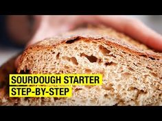A Frenchman's Guide to Making Sourdough Starter - YouTube