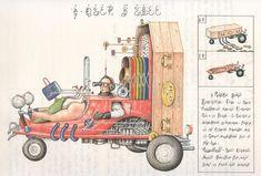 El Codex Seraphinianus es un libro escrito e ilustrado por el artista italiano, arquitecto y diseñador industrial Luigi Serafini, quien tardó cerca de treinta meses, entre 1976 y 1978.  El libro tiene  aproximadamente 360 páginas (según la edición), y parece ser una enciclopedia visual de un mundo desconocido, escrito en una de sus lenguas, una escritura alfabética que tiene el propósito de ser un sinsentido.  El Codex se divide en once capítulos,  en dos secciones.