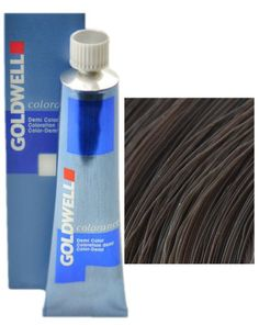Introducing Goldwell Colorance Demi Color Coloration Tube 6SB Silver Brown. Get Your Ladies Products Here and follow us for more updates!