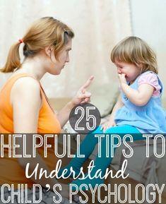 How Understanding Child Psychology Makes You A Better Parent
