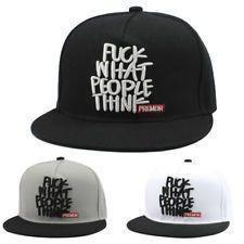 Fashion Men\'s Bboy Brim Adjustable Baseball Cap Snapback Hip-Hop Hat Unisex  #instadesign #design #brand #baseball #brands #product #caps #cap #headgear #font #products #hats #fonts #designs #hat