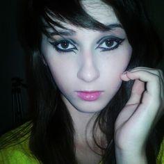 Maquiagem de hoje ♡