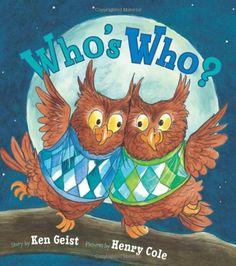 Who's Who? by Ken Geist,http://www.amazon.com/dp/031264437X/ref=cm_sw_r_pi_dp_ksFltb1DSP314VWA
