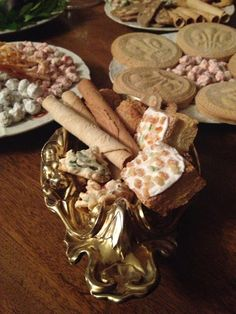 Food History Jottings: Some Regency Biscuits