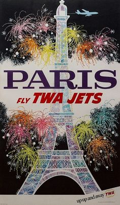 TWA - Paris, David Klein