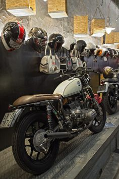 BMW cafe racer #bmw #caferacer