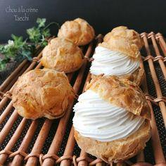 Choux Cream, Dairy, Sweets, Cheese, Cooking, Desserts, Food, Kitchen, Tailgate Desserts