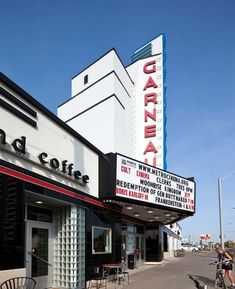 Garneau Theatre Vintage Movie Theater, Vintage Movies, Jackson Heights, Our Town, Alberta Canada, Vintage Signs, Historical Photos, Places Ive Been, Facade