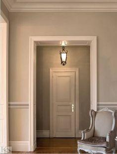 Profilele decorative pot imbraca tocurile sau chiar usile, dandu-le un aspect nobil!    #profiledecorative