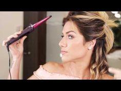 Aprenda a fazer ondas no cabelo como as da Gio Ewbank | GIOH - YouTube