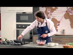 Cozinhas do Mundo: EUA - Brownies de Manteiga de Amendoim - YouTube