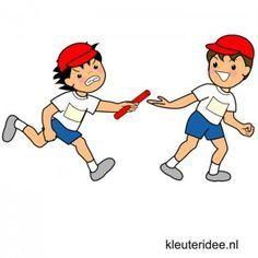 Gymles met korte stokken 4 voor kleuters, kleuteridee.nl