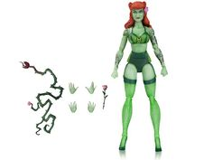 DC Designer Action Figure Series By Ant Lucia Bombshells - Poison Ivy - DC Comics Designer Action Figures