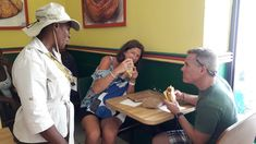 There's an art to patty eating - we'll show you! Jamaican Patty, Falmouth, Eating Well, Tours, Food, Art, Art Background, Eat Right, Eten