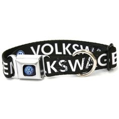 VW Click It Dog Collar by Volkswagen,
