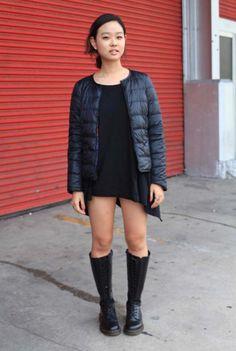 Comptoir des Cotonniers - Fashion Community - ART STUDENT — NEW YORK
