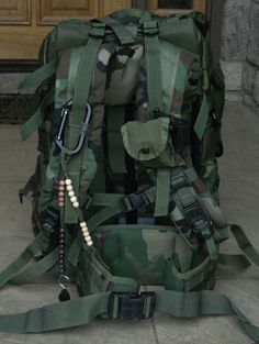 Many years ago I began using Alice rucks purchased through surplus stores. My first experience with the ruck was during my service in the T. Camping And Hiking, Camping Survival, Outdoor Survival, Hiking Gear, Survival Prepping, Survival Gear, Camping Gear, Outdoor Gear, Survival Skills