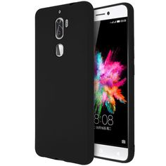 Frosted Skid Resistant PC Hard Back Case For LeEco Coolpad Cool1 dual