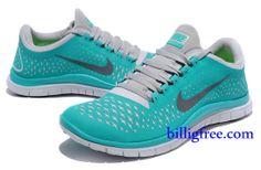 best website 22c0c c9197 Verkaufen billig Schuhe Herren Nike Free 3.0 V4 (Farbe Vamp-blau,grau
