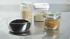 Come conservare il riso - I consigli di ViviDanone