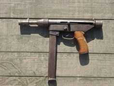 Chechen Homemade Guns