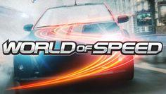 World of Speed'ten Yeni Tanıtım Videosu