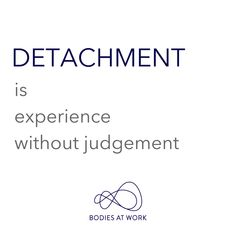 #detachment #bodyawareness #embodiedliving Body Language, Physics, Physique