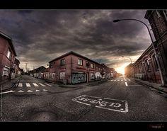 "UE Abandoned Ghost Town ""Doel"" (Belgium)"