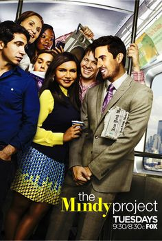 The Mindy Project (2012 -  ) on Fox. I have missed some episodes but I love this show