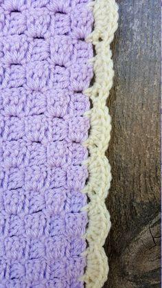 Crochet Corner To Corner/C2C Baby Blanket in by carolalissacrafts