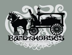 Band of Horses Concert Poster by Furturtle Printworks (SOLD OUT)