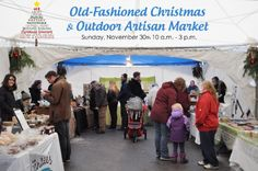 Things To Do with the Kids in Ottawa and at Home: Goulbourn Christmas Artisan Market