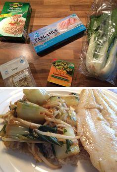 Een heerlijke, Oosterse aanrader voor iedereen. Pangasiusfilet met paksoi, sperziebonen en taugé! Kijk voor het recept op de website! Fresh Rolls, Website, Cooking, Ethnic Recipes, Om, Salads, Kitchen, Cuisine, Koken