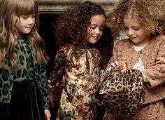 Looks de niña Dolce Gabbana