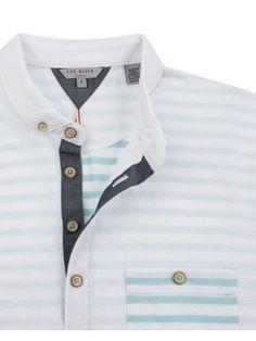 Ted Baker Earhole polo shirt White - House of Fraser