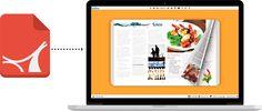 Make an Interactive eBook with Vivid Page Flip Animation | Flipbuilder.com