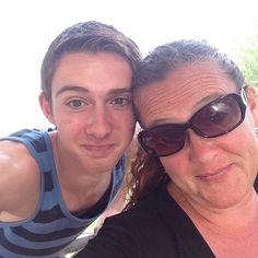"""@tantancj's photo: """"Happy Mother's Day! #selfiewithmom #sassymom #sundayfunday"""""""