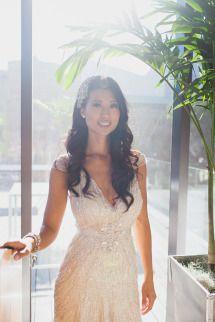 Toronto Wedding at the Gardiner Museum from Lavish & Light Photography   Photos - Style Me Pretty
