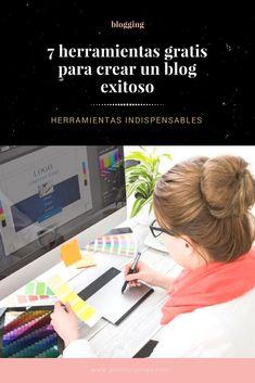 herramientas gratis para crear un blog exitoso