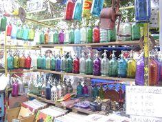 Mercado de antiguedades. San Telmo.