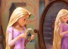 grafika book, disney, and rapunzel