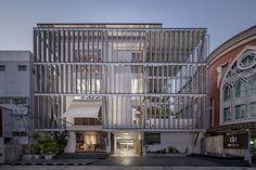 Gallery of DP Group Headquarters / SO - 5
