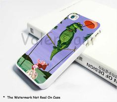 Haunted Mansion Crocodile iPhone 5 4 4S Case