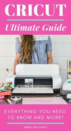 Sewing Machine Tutorial Learn Everything You Need to Know About the Cricut Maker and How to Get Started on Your First Project! - Everything You Need to Know to get Started Crafting with Your Cricut Maker! Fun Diy Crafts, Diy Craft Projects, Creative Crafts, Paper Crafts, Pallet Projects, Preschool Crafts, Kids Crafts, Project Ideas, Cricket Crafts